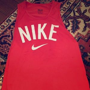 Nike loose tank